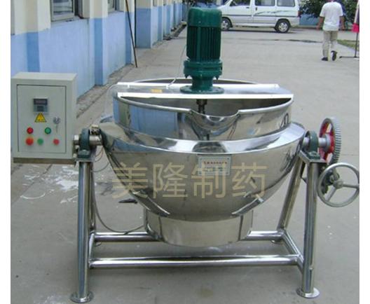 DG系列可倾夹层锅