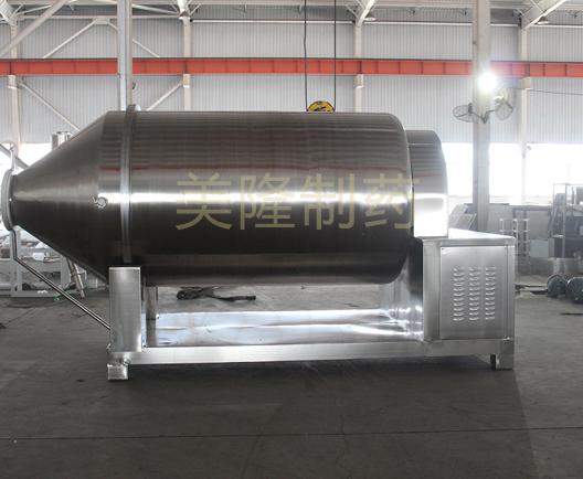 HG1400型滚桶式混合