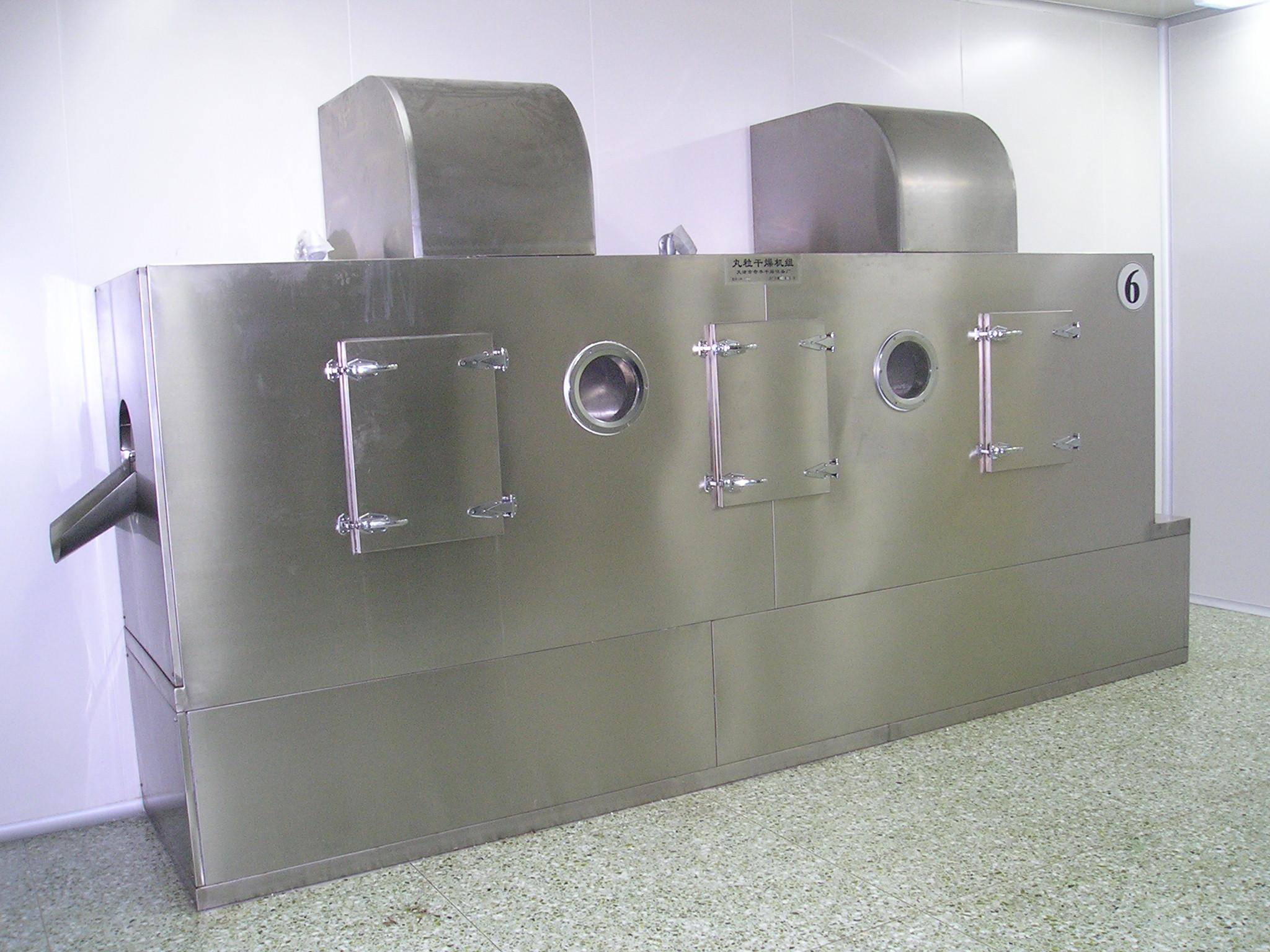 动态丸粒干燥机(专利产品)